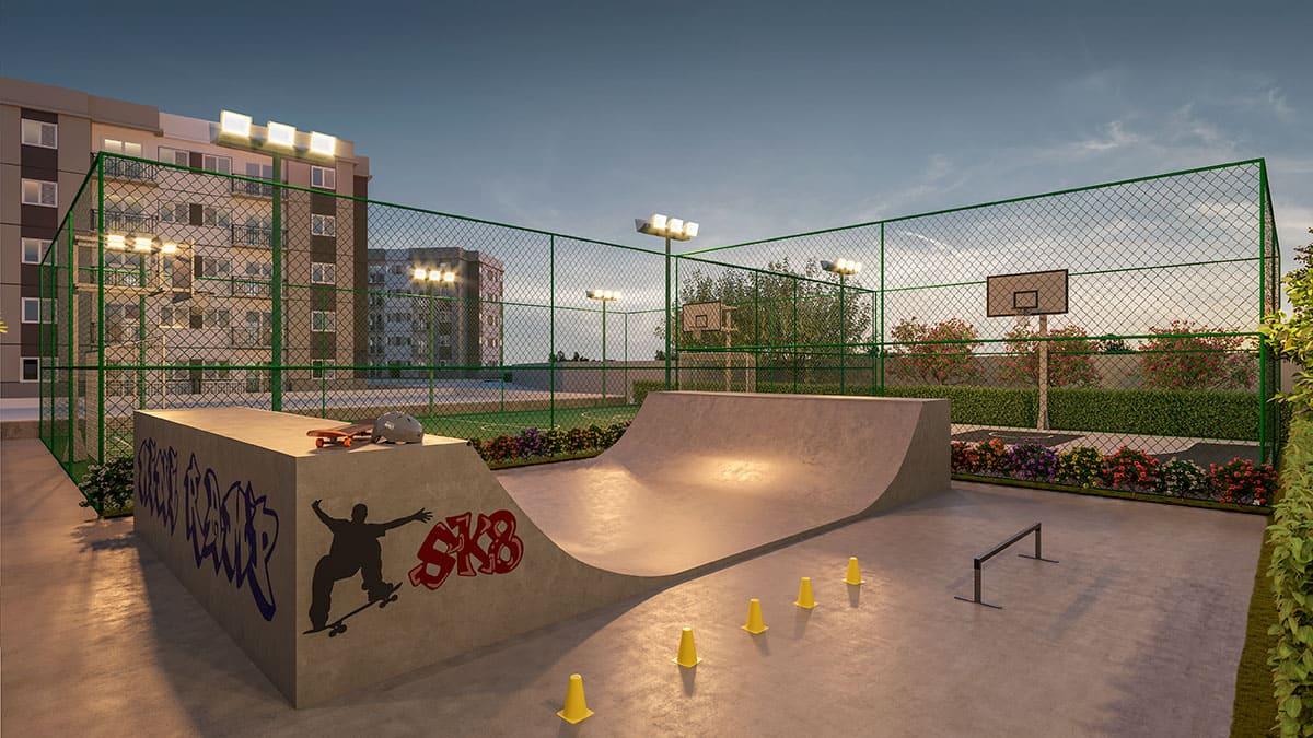 Skate-Mini-Ramp-raizes-eco-clube-quero-comprar-imoveis