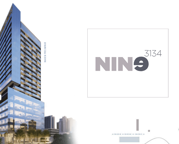 Nine3134 Lançamento nos Jardins 2020