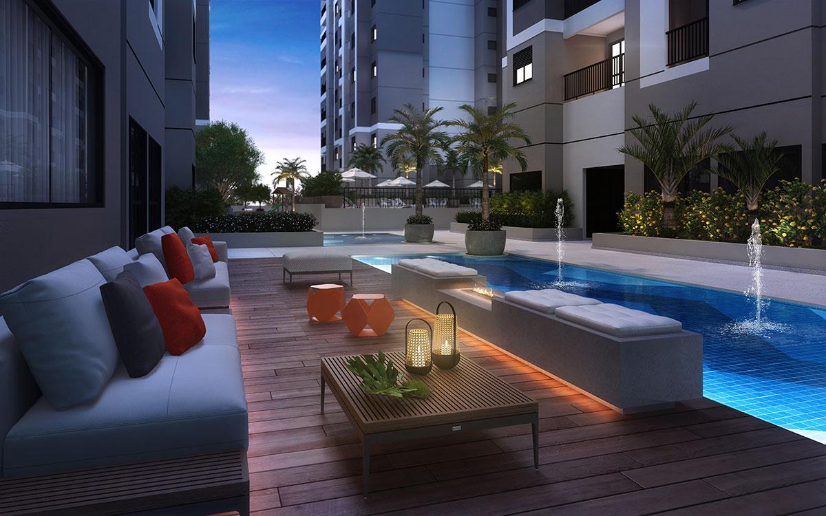 Apartamento de 1 dormitório a partir de 179 mil em Osasco